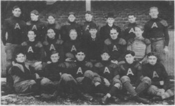 1902 Athletics Football