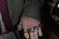 Pittsburgh Steelers five rings