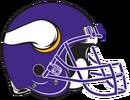 Minnesota Vikings helmet svg