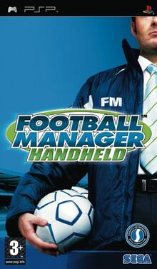Football Manager Handheld 2009 cover