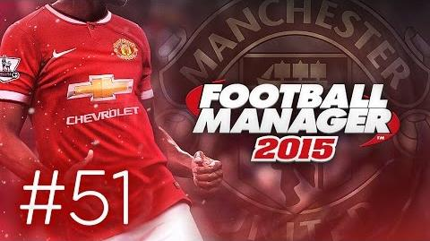 Manchester United Career Mode 51 - Football Manager 2015 Let's Play - Big Arsenal Game
