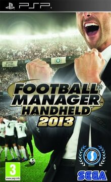 Football Manager Handheld 2013 cover