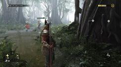 Reconnaissance - kill the ambushers