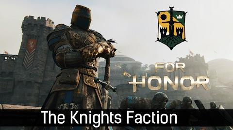 For Honor - The Knights Faction trailer-0
