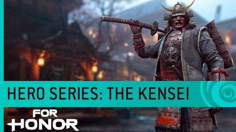 For Honor Trailer The Kensei (Samurai Gameplay) - Hero Series 1 US