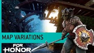 For Honor Features Map Variations