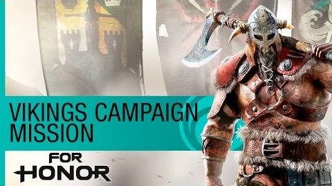 For Honor Gameplay Walkthough Viking Campaign Mission - E3 2016 Official US