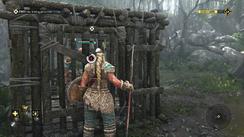 Reconnaissance - release the scout prisoner
