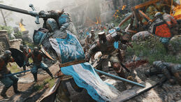 Knights the legions at war - for honor