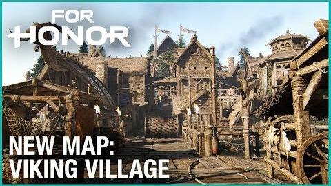 For Honor- The Viking Village - A Raider's Home - Season 3 - Trailer - Ubisoft -US-