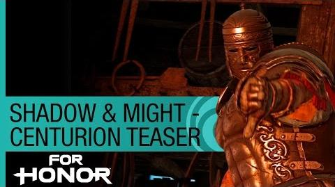 For Honor- The Centurion Gameplay - New Hero Preview (Season 2)