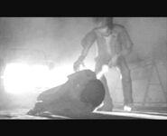 Kyoya investigating Tetsuo