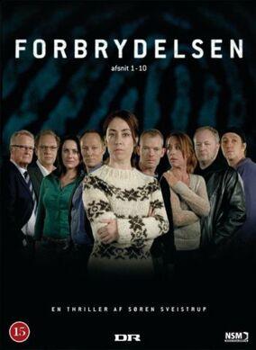 Forbrydelsen DVD case