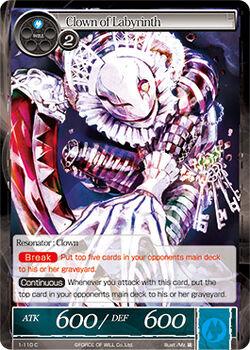 Clown of Labyrinth