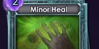 Minor Heal