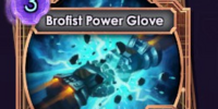 Brofist Power Glove