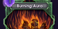 Burning Aura