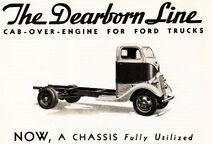 1936 Ford C.O.E. Truck