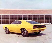 Ford Pinto at Studio 1970