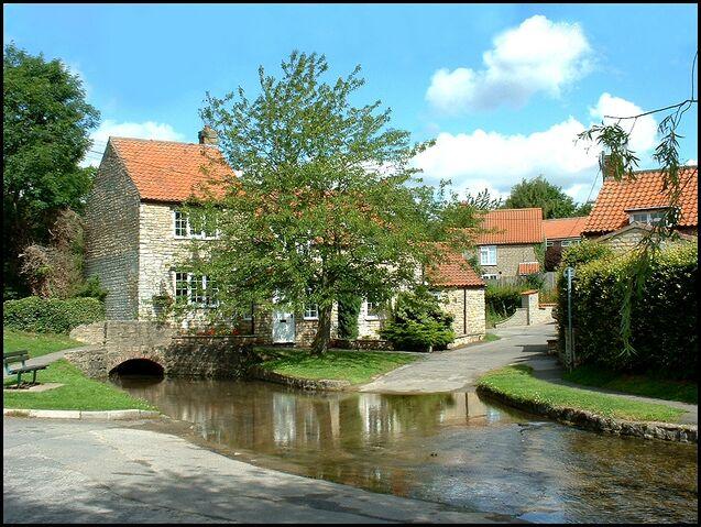 File:The Ford, Nettleham, Lincolnshire.jpg