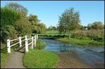 The Ford at Kirkby Green