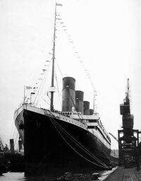 468px-Titanic southhampton