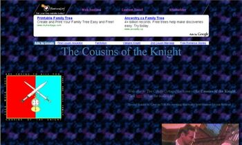 Tn Cousins of the Knight index