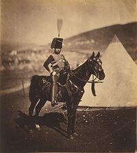 Tn Cornet Wilkin 11th Hussars