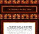 The Church of the Holy Blood