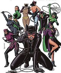 Tn Catwoman ninelives tpb