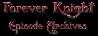 FK Episode Archives title