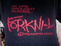 Forkni-l tshirtFront