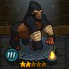 Warlike Ape-Man