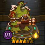 Giant Troll's Soldier