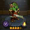 Orc's Elite Warrior