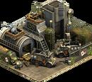 Mechanized Infantry Barracks