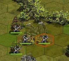 Berserkers in Battle