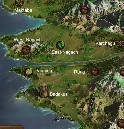 Iron Age Map