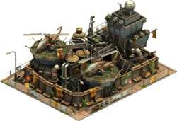 Attack Helicopter Base