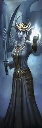 Commanding avenger - Layne Johnson