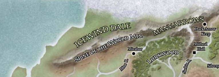 Spine of the World  Forgotten Realms Wiki  FANDOM powered by Wikia