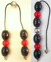Black-red-coral-beads