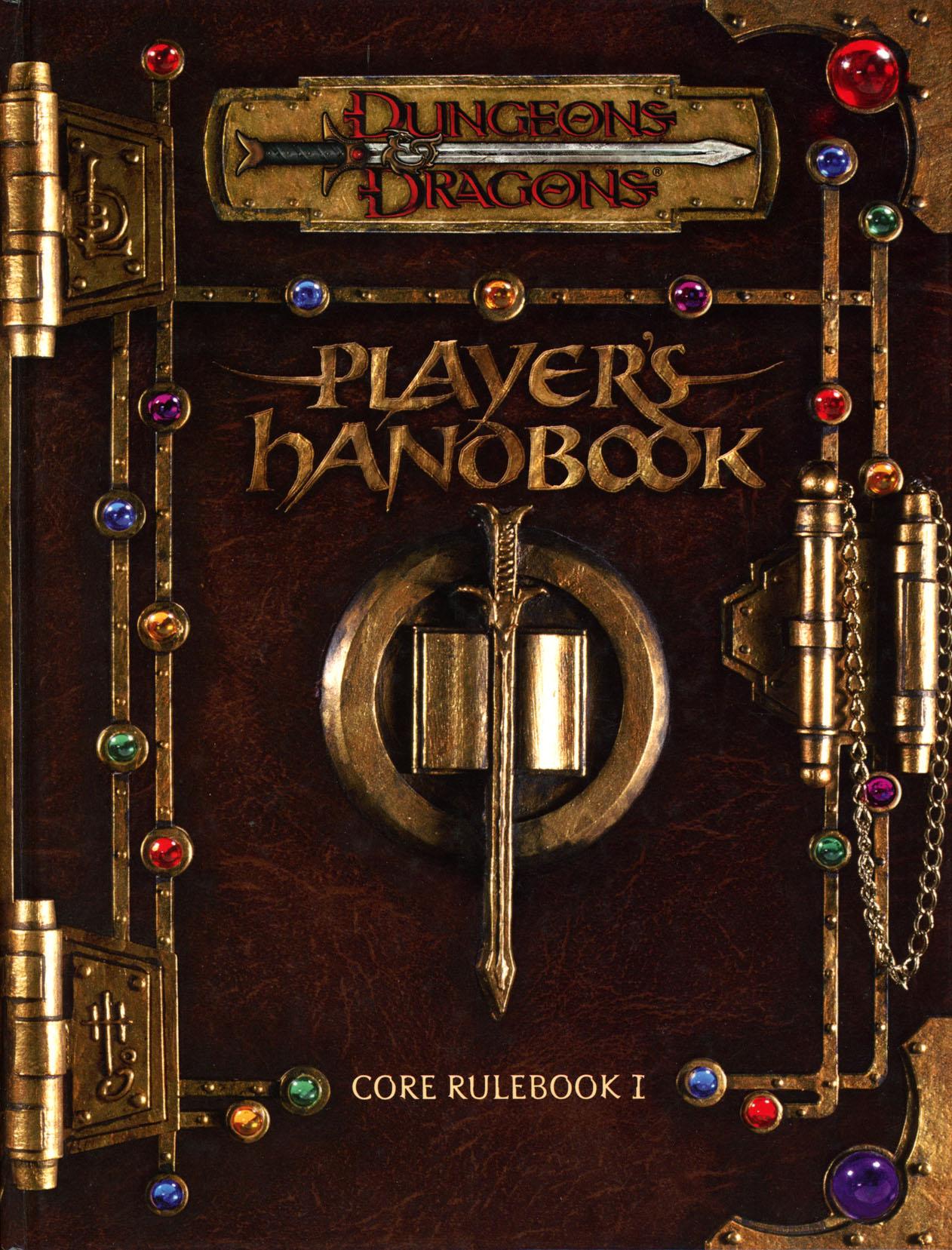 Players Handbook 3rd