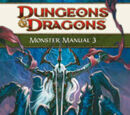 Monster Manual 3 4th edition