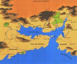 The Shining Lands - The Shining South 1993