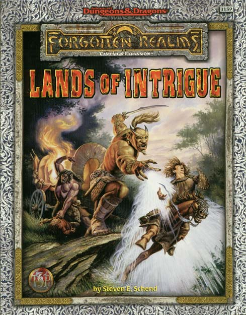 Category:Lands of Intrigue sourcebooks | Forgotten Realms ...