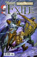Exile 3 comic cover