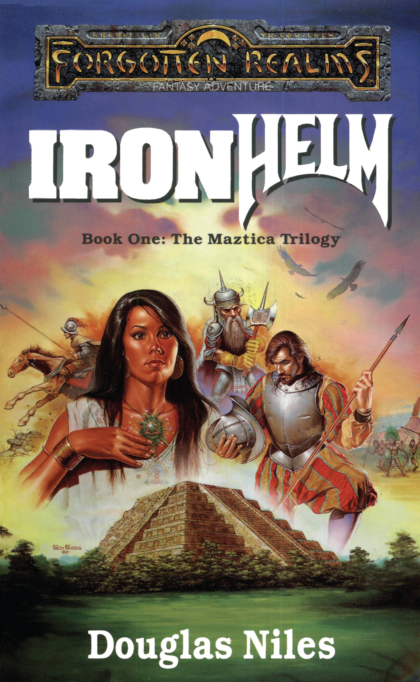 Ironhelm | Forgotten Realms Wiki | FANDOM powered by Wikia