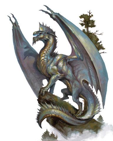File:Monster Manual 5e - Dragon, Silver - p136.jpg