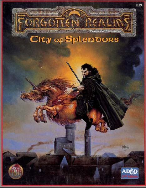 City of Splendors (boxed set) | Forgotten Realms Wiki ...